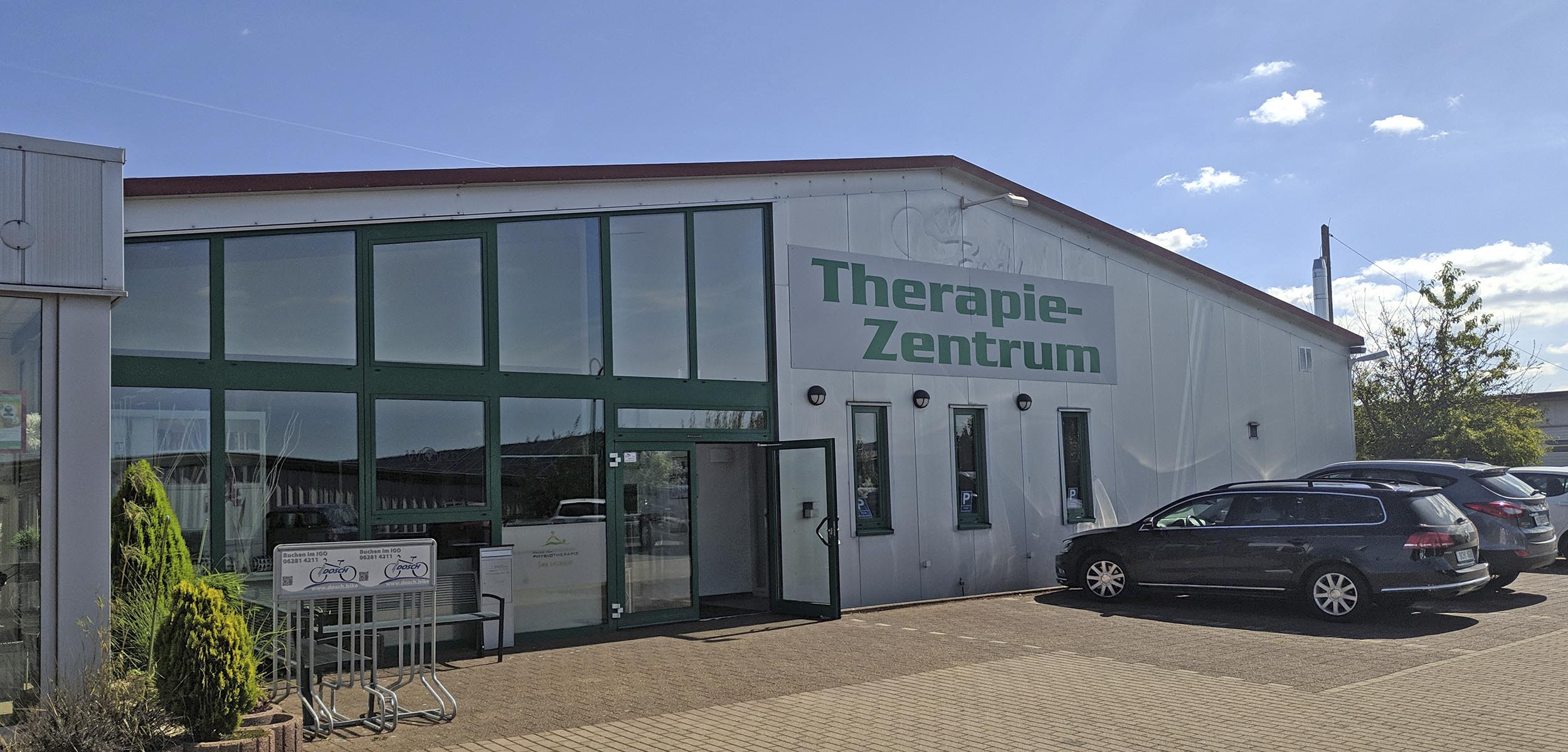 Therapiezentrum-Buchen
